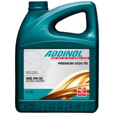 Масло моторное ADDINOL PREMIUM 0530 FD SAE 5W-30 5л