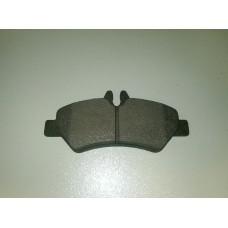 Колодки тормозные задние MERSEDES SPRINTER 906/ VW CRAFTER 35-50