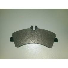 Колодки тормозные задние MERSEDES SPRINTER 906/ VW CRAFTER 35-50 2006-