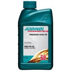 Масло моторное ADDINOL PREMIUM 0530 FD SAE 5W-30 1л
